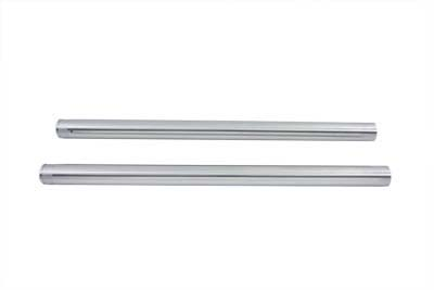 "Hard Chrome 39mm Fork Tube Set 31"" Total Length"
