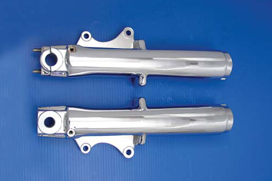 Chrome Fork Slider Set