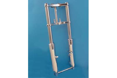 "41mm Billet Fork Assembly Kit 2"" Over Stock"