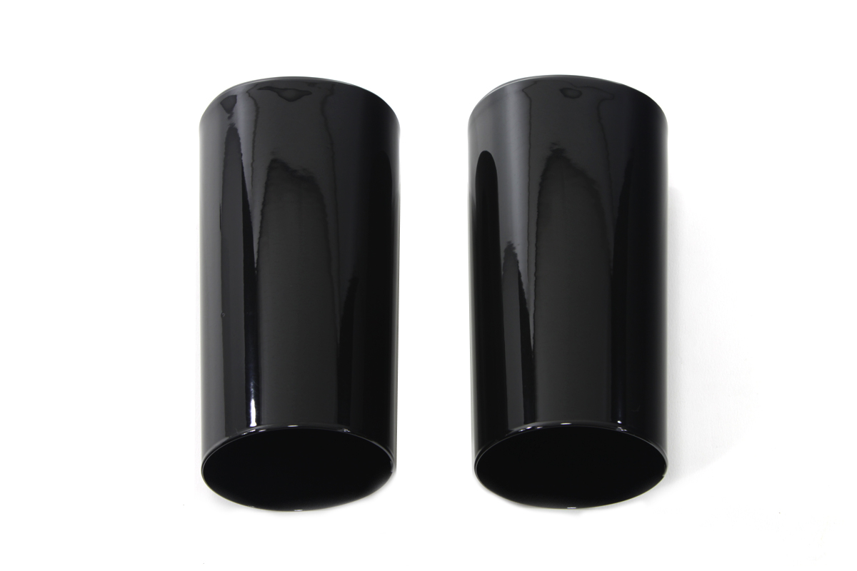 Fork Slider Cover Black