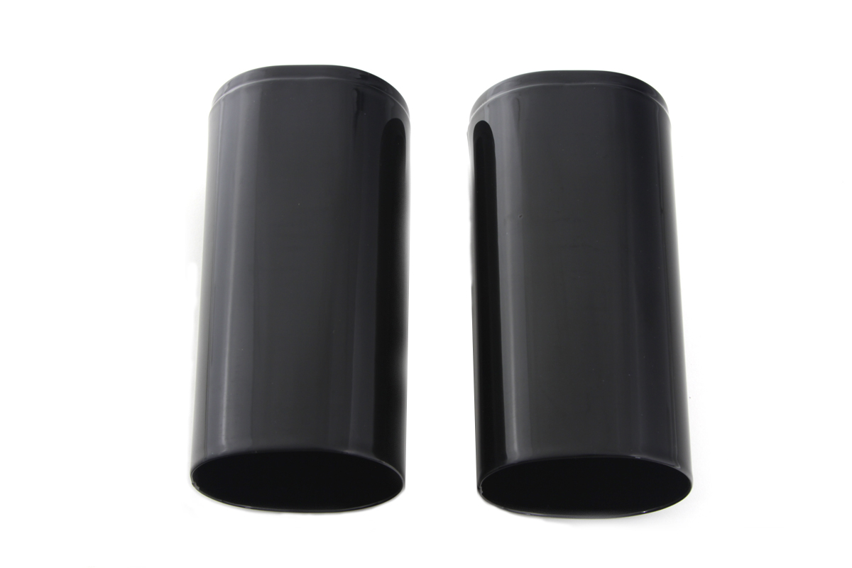 Fork Slider Black Cover Set