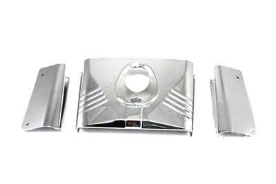 Fork Cover Kit Chrome