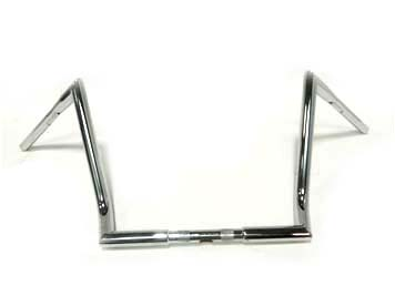 "11"" Z-Bar Handlebars with Indents"