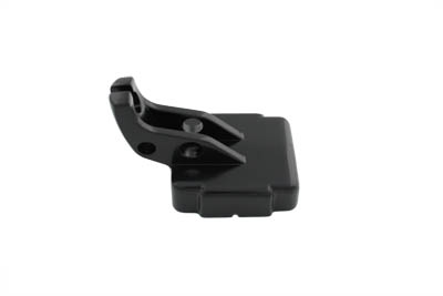 Clutch Hand Lever Mount Black