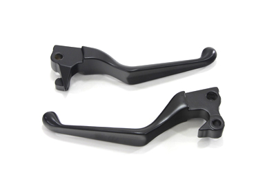V-Cut Hand Lever Set Black