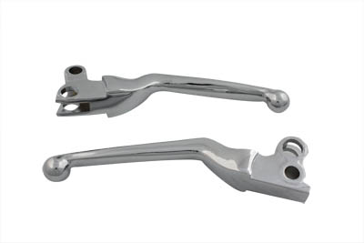 Chrome Power Hand Lever Set