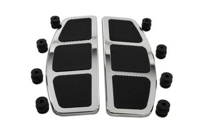 Footboard Pad Set