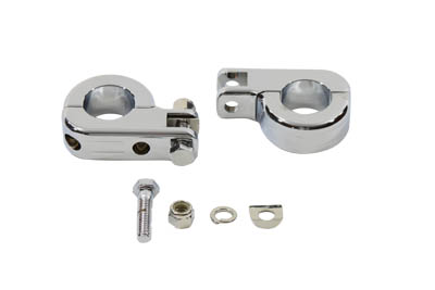 Billet Footpeg Mount Set