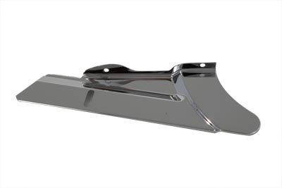 Chrome Rear Belt Guard Lower