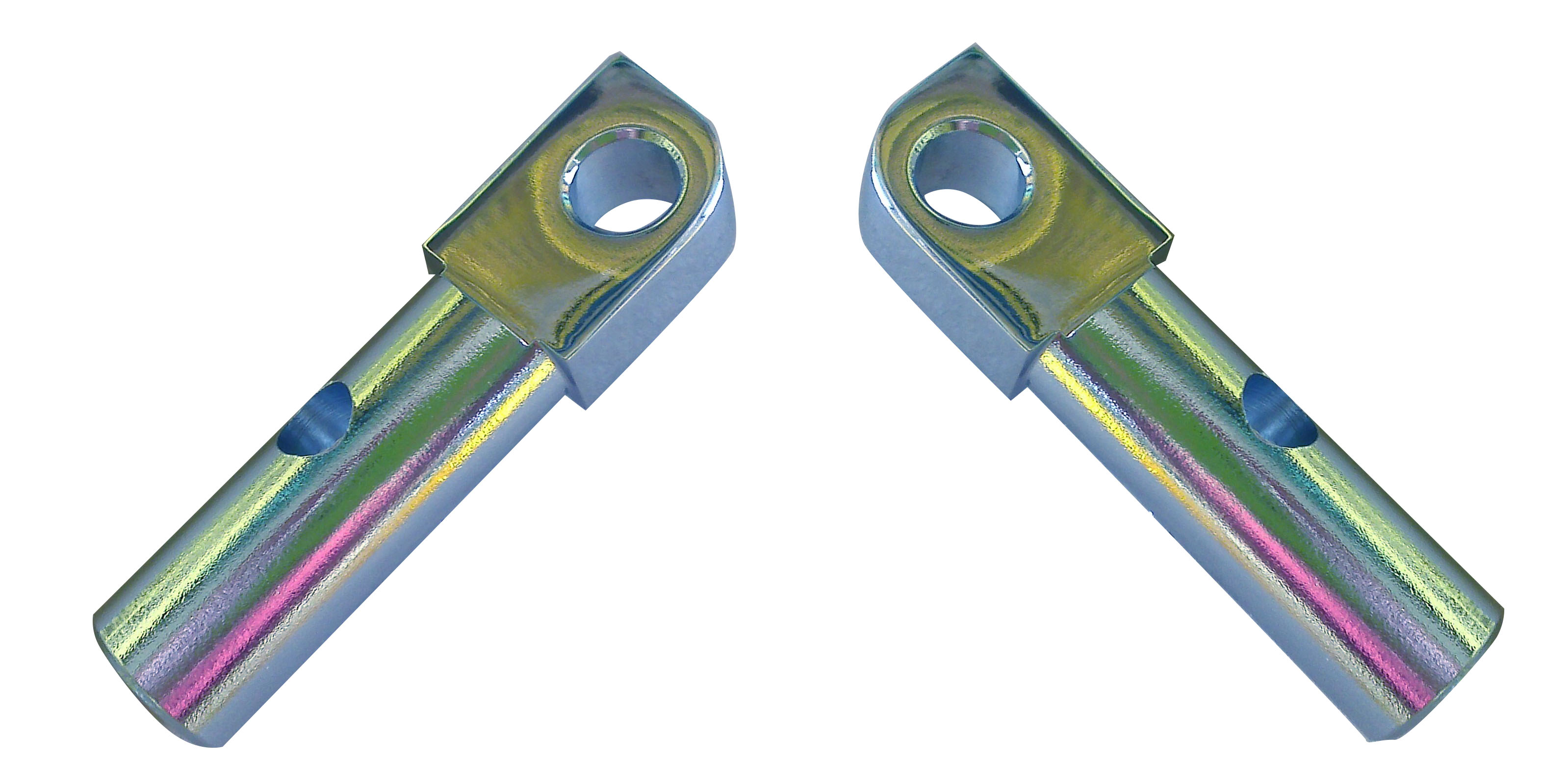 Footpeg Yoke Set Male