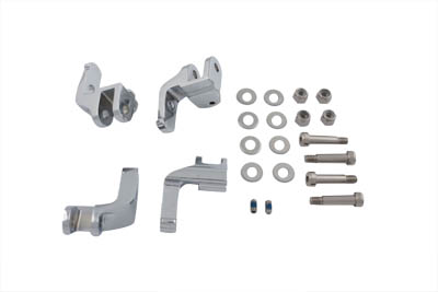 Footboard Relocator Kit