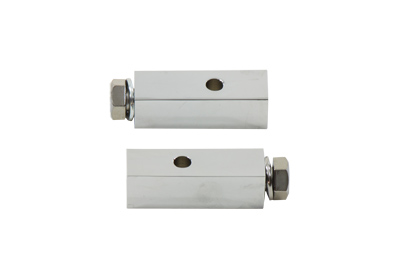 Footpeg Bar Set Chrome