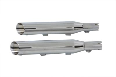 Side Slash Slip-On Muffler Set