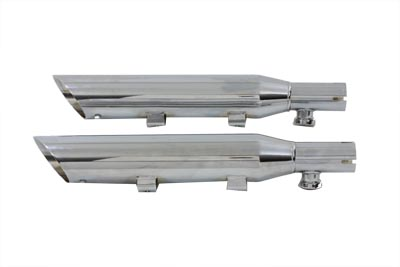 Down Slash Slip-On Muffler Set