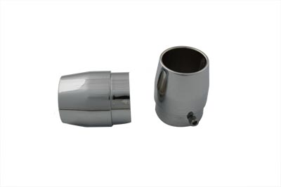 Straight Exhaust Pipe Tips