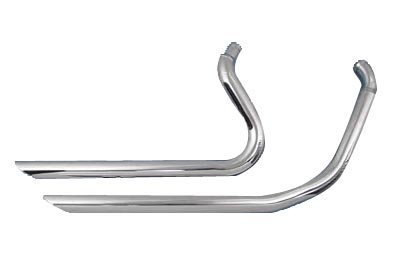 Exhaust Drag Pipe Set Down Slash