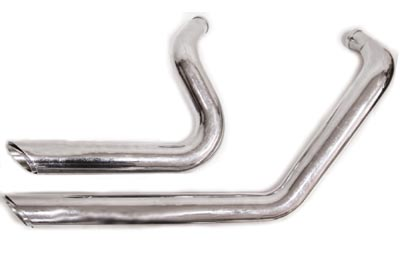 Exhaust Drag Pipe Set Short Shots