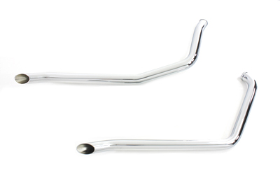 Exhaust Drag Pipe Set Goose