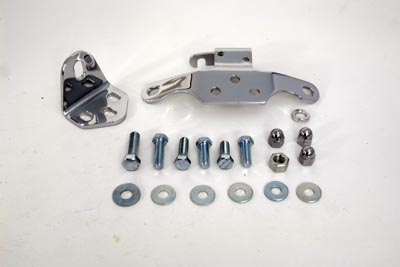 Chrome Top Motor Mount Kit