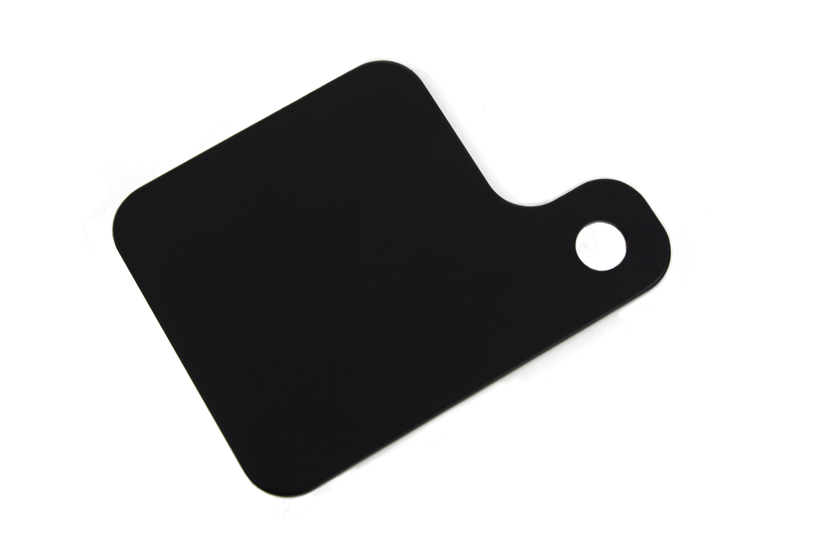 "Inspection Tag Holder 1/2"" Mount Black"