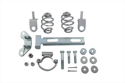 Solo Seat Coil Spring Mount Kit