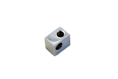 Headlamp Mounting Block Chrome