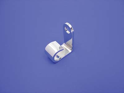 Chrome Clutch Cable Bracket
