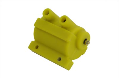 Accel Yellow Power Pulse 12 Volt Coil