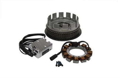 Alternator 17 Amp Charging System Kit