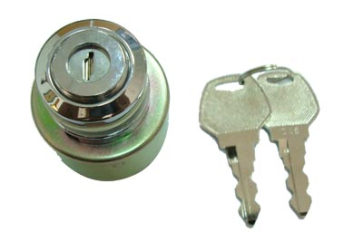 Universal Three Position Ignition Key Switch