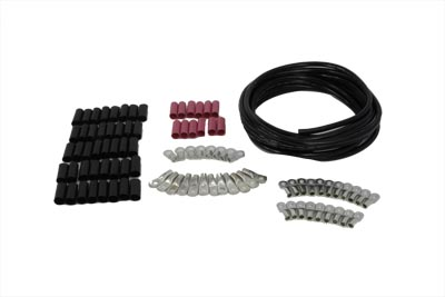 Battery Cable Kit 25' Black