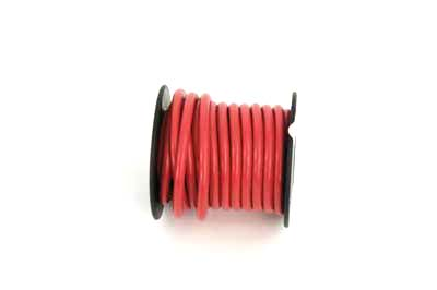 Primary Wire 10 Gauge 10' Roll Red