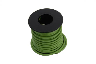 Primary Wire 14 Gauge 25' Roll Green