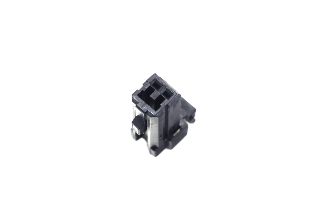 Amp 040 Series Wiring Connector 2-Wire Plug Housing