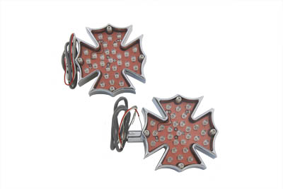 Fireman Cross Turn Signal Set Only