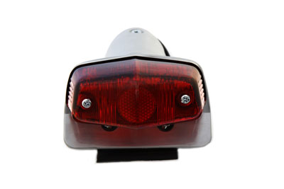 Aluminum Sport Small Tail Lamp Assembly