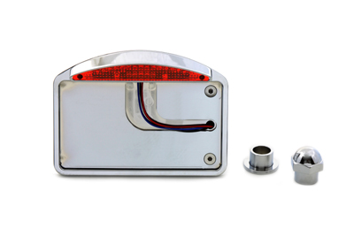 Chrome LED Slice Tail Lamp Assembly