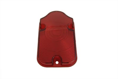 Tombstone Red Lens Tail Lamp Assembly