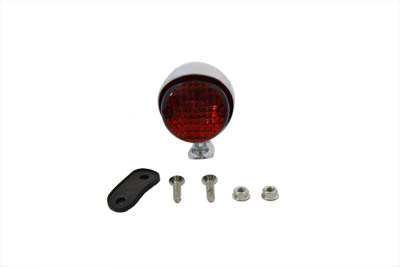 Mini Round 12 Volt Brake and Tail Lamp