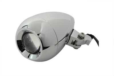 "4-1/2"" Round Headlamp Projection Style"