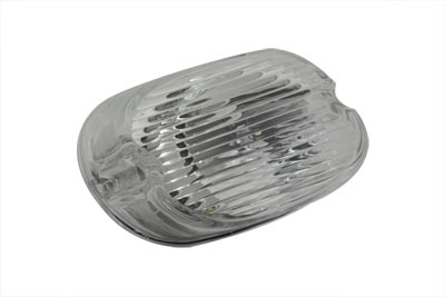 Tail Lamp Lens Laydown Style Clear
