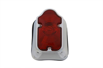 Tail Lamp Assembly without License Plate Window Tombstone