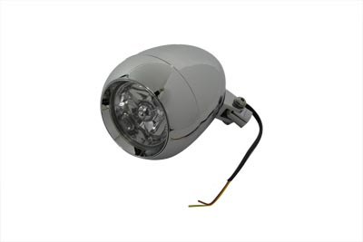 "Cyclops 4-1/2"" Round Headlamp"