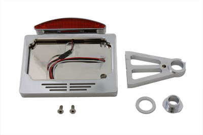 Horizontal Tail Lamp Kit with Accent Light