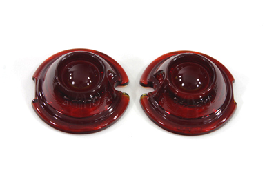 Replica Guide Bullet Marker Lamp Set, Red