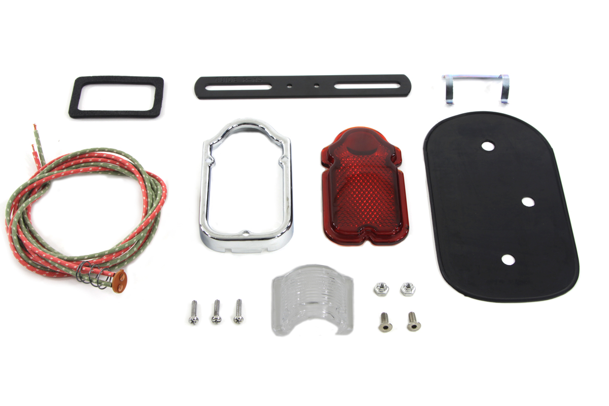 Tombstone Tail Lamp Parts Kit