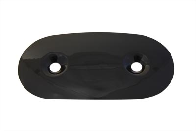 Black Oval Air Cleaner Insert
