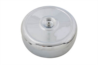 Air Cleaner Assembly Chrome 8""