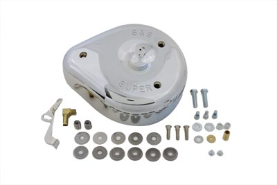 S&S Super E Air Cleaner Assembly