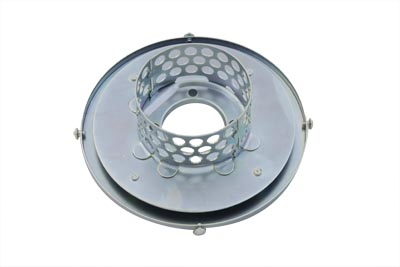 Zinc Air Cleaner Backing Plate